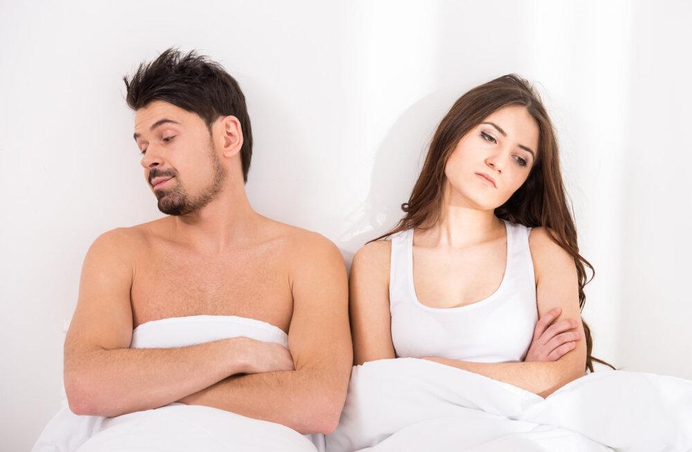 Märgid, mis näitavad, et te pole koos armastusest, vaid mugavusest