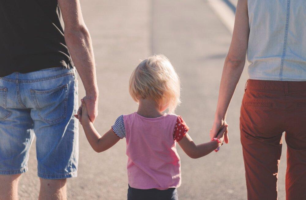 Что делать, если у мамы и папы разные взгляды на воспитание