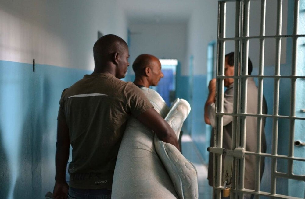"""""""Paranevad"""" vangid Brasiilia eksperimentaalvanglas"""