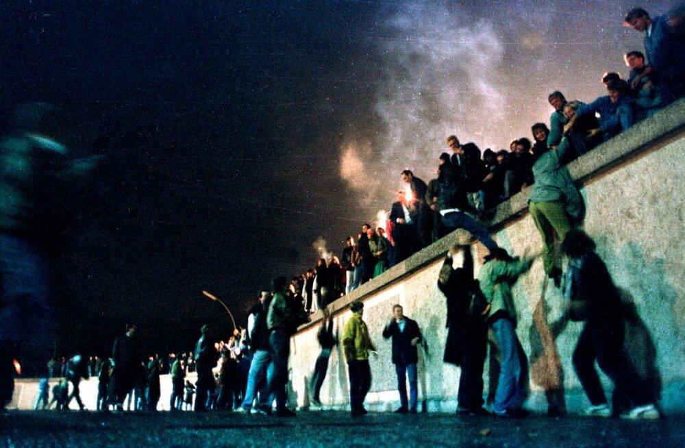 Susanne von Schenck: vabadus, mille Berliini müüri langemine 28 aasta eest kaasa tõi, on paljude jaoks enesestmõistetav, aga ta on habras