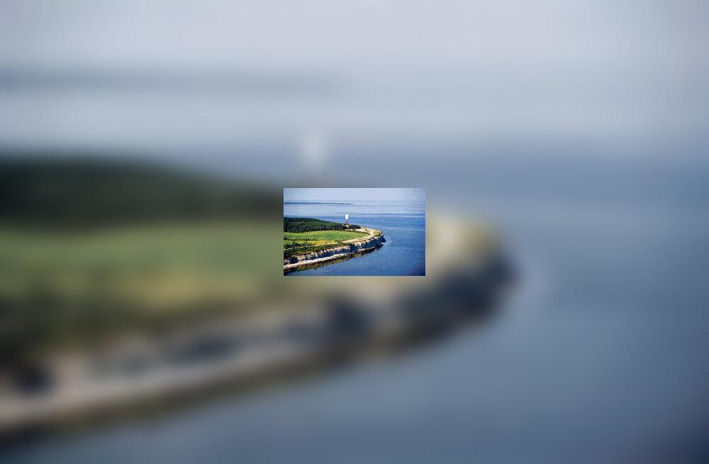 Hollandi fotograaf tuleb Euroopa keskpunkti tähistavat vaia pildistama