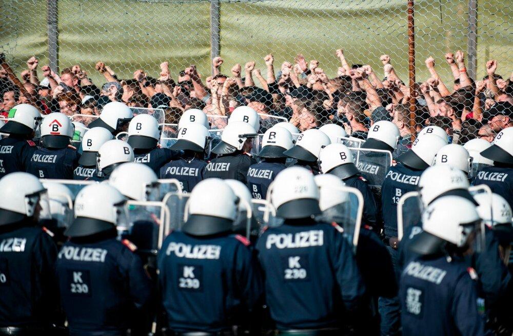 Austria teatas Saksamaa sisserändekokkuleppele reageerides, et on valmis oma lõunapiiri kaitsmiseks