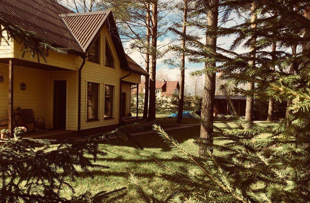 MEIE KODU 2018   Säravkollane ja pererahva oma kätega ehitatud maja Jõhvis