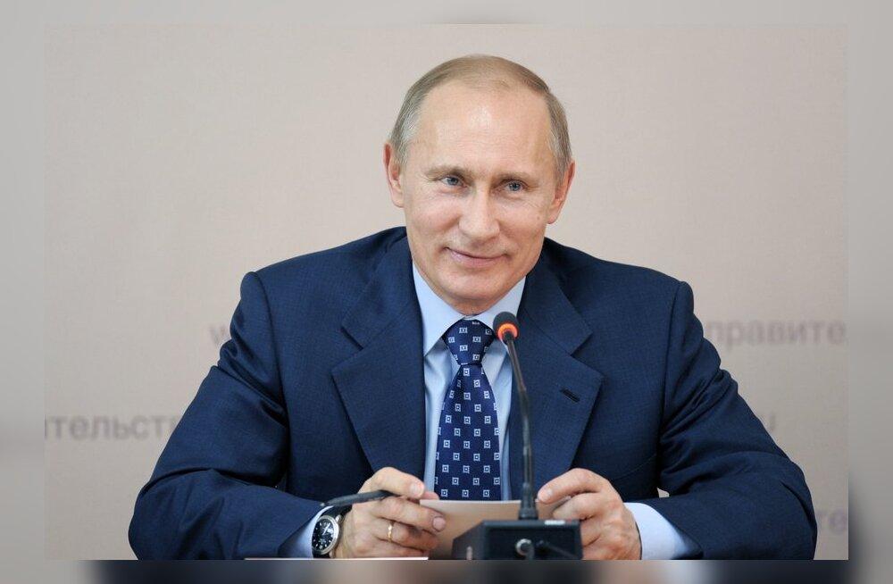 Kremli-meelne arvamusuurija ennustab Putini võitu esimeses voorus