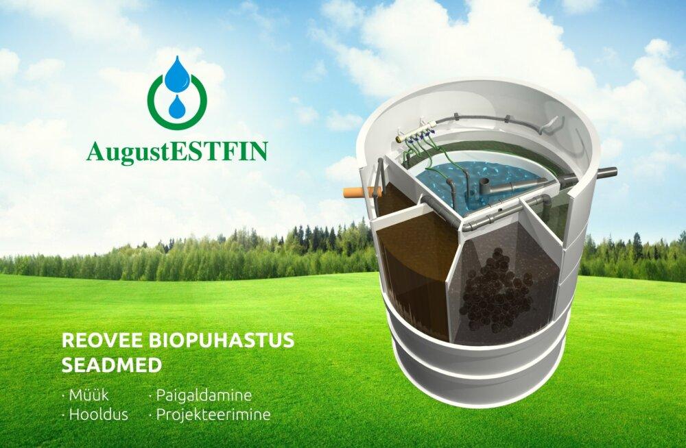 Biopuhasti kui looduse säästja
