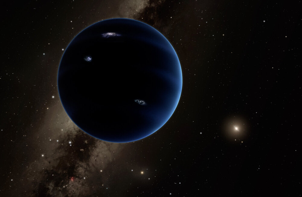 Hispaania astronoomid leidsid lisatõendeid, mis kinnitavad Päikesesüsteemi üheksanda planeedi olemasolu