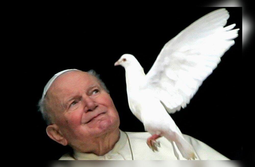 Paavstid Johannes Paulus II ja Johannes XXIII kuulutatakse pühakuks 27. aprillil