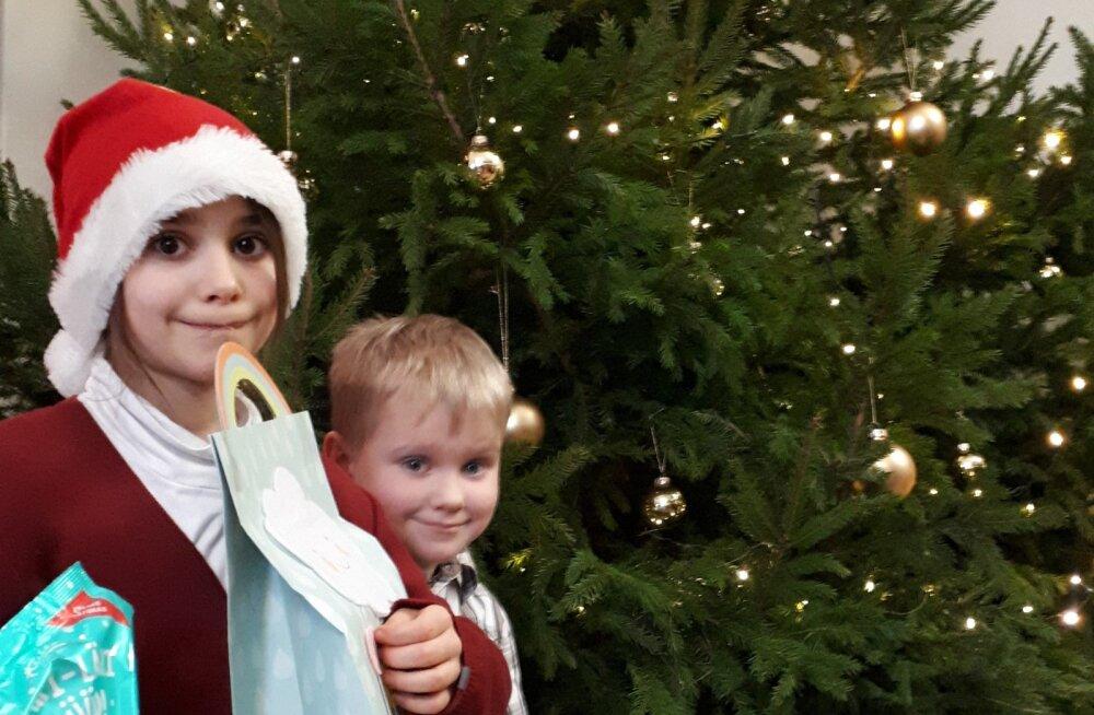 Pajuvärava jõulud | Kui on olemas, siis järelikult on võimalik ka kinni püüda