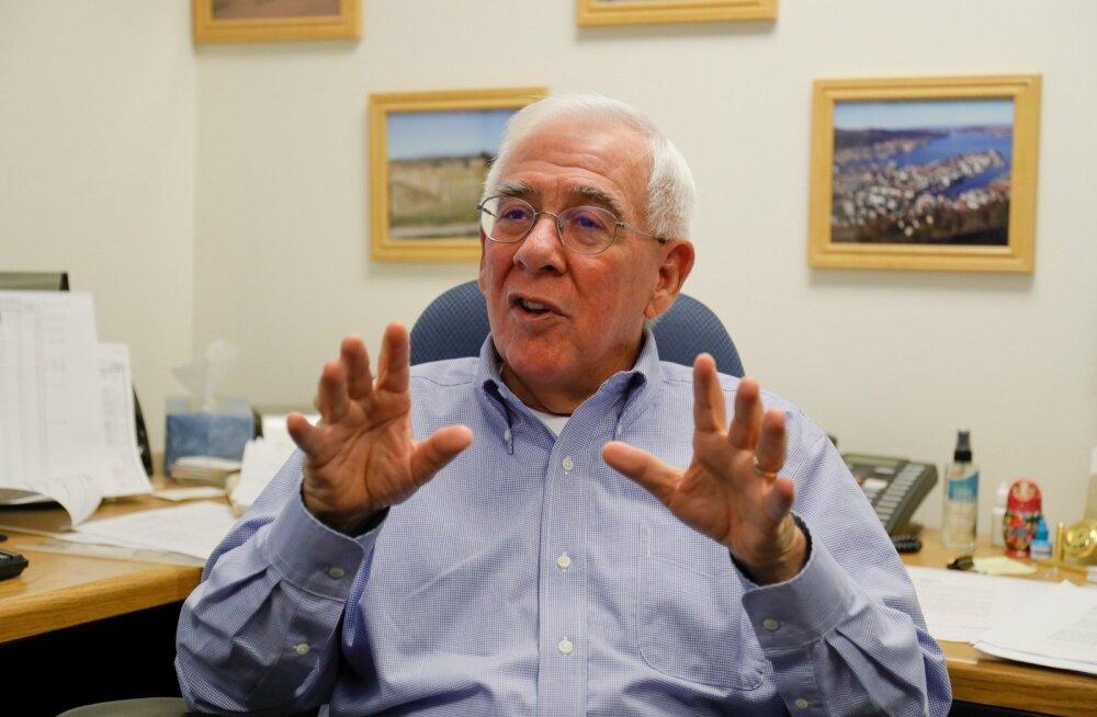 Ohio osariigi ülikooli politoloogiaprofessor Paul Beck
