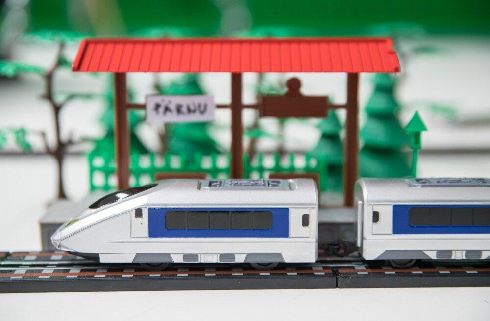 Euroopa Komisjon tegi ettepaneku jätta Rail Balticu rahastus EL vahenditest 85 protsendile