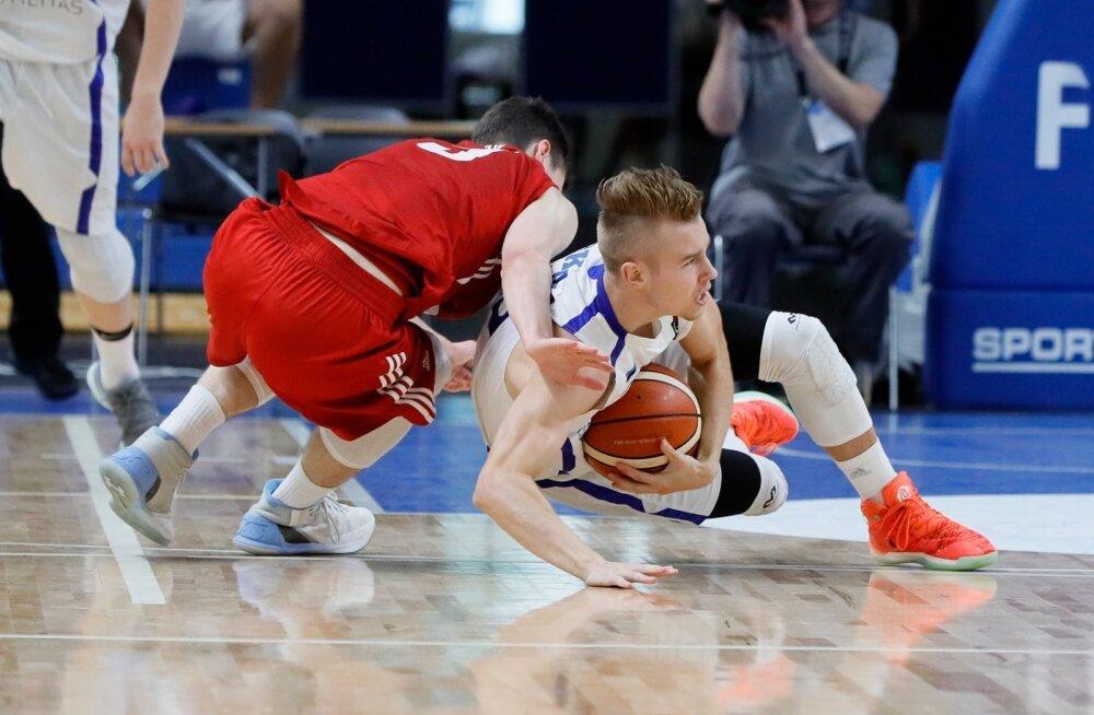 ФОТО: Сборная Эстонии (U-18) сыграет в полуфинале чемпионата Европы