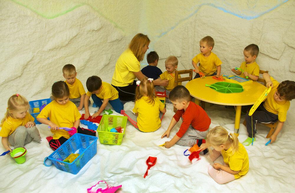 Как научить детей ценить здоровье — на примере одного таллиннского детсада