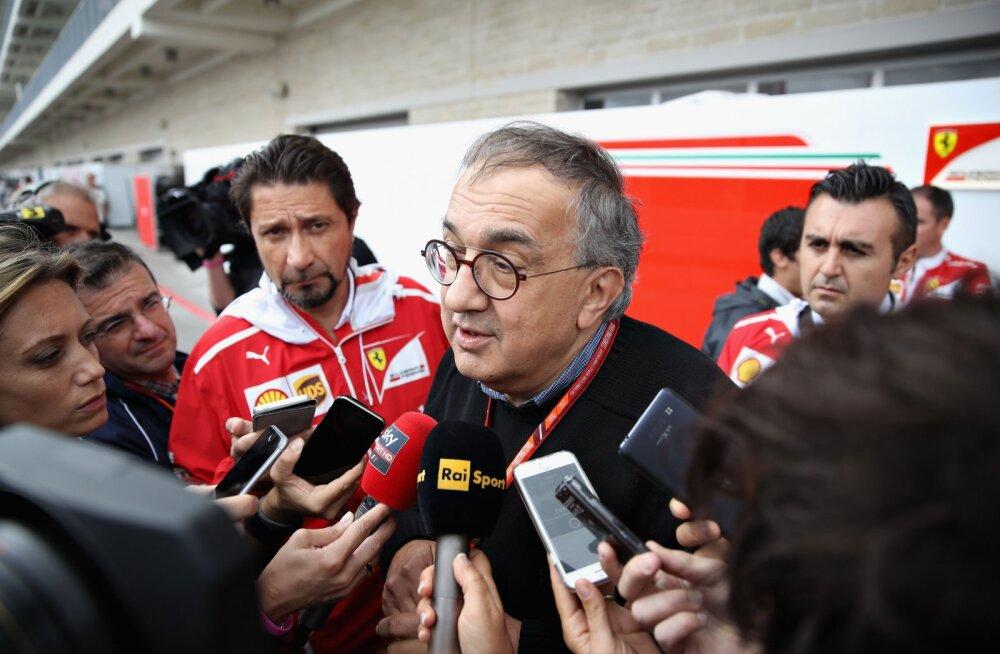 Ferrari president avaldas ahistamisskandaali sattunud Räikkönenile toetust