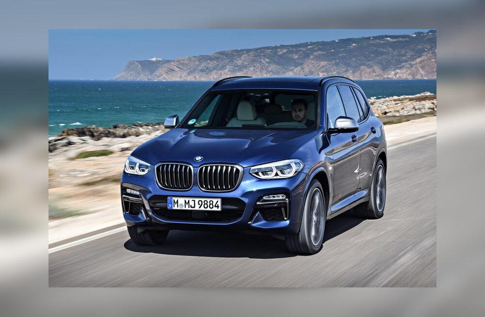 Whatcar?-i proovisõit | Tagasihoidlikkusse rüütatud rõõmurõkatus ehk BMW X3 M40i
