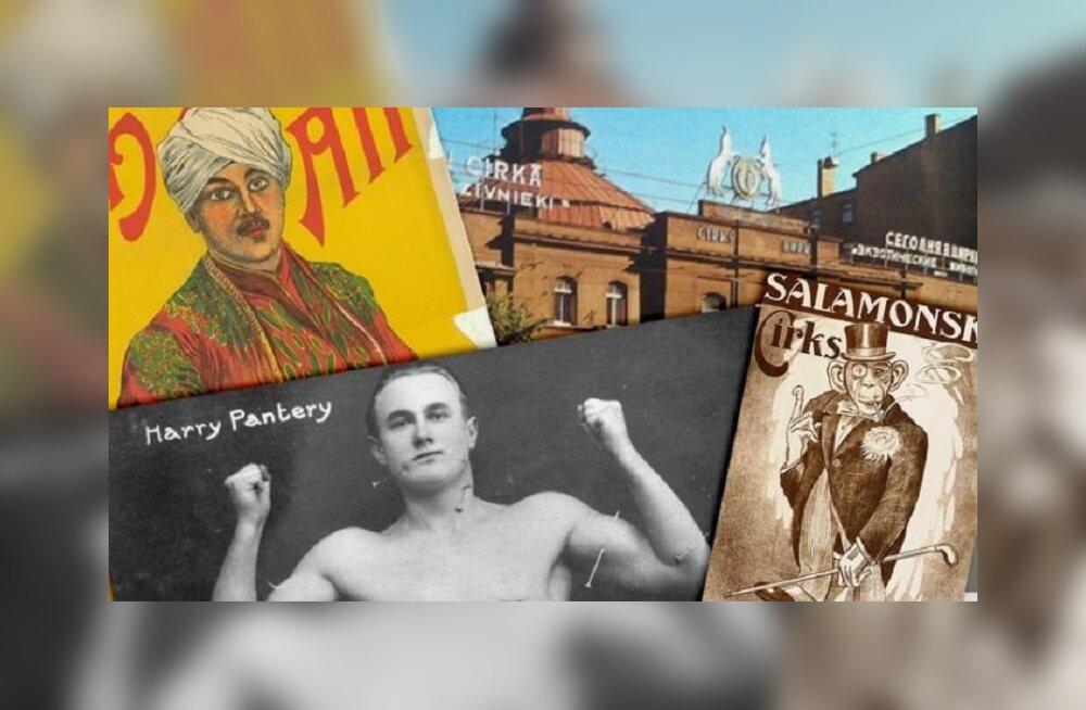 ФОТО. Сквозь войну, огонь и воду: Рижскому цирку — 130 лет