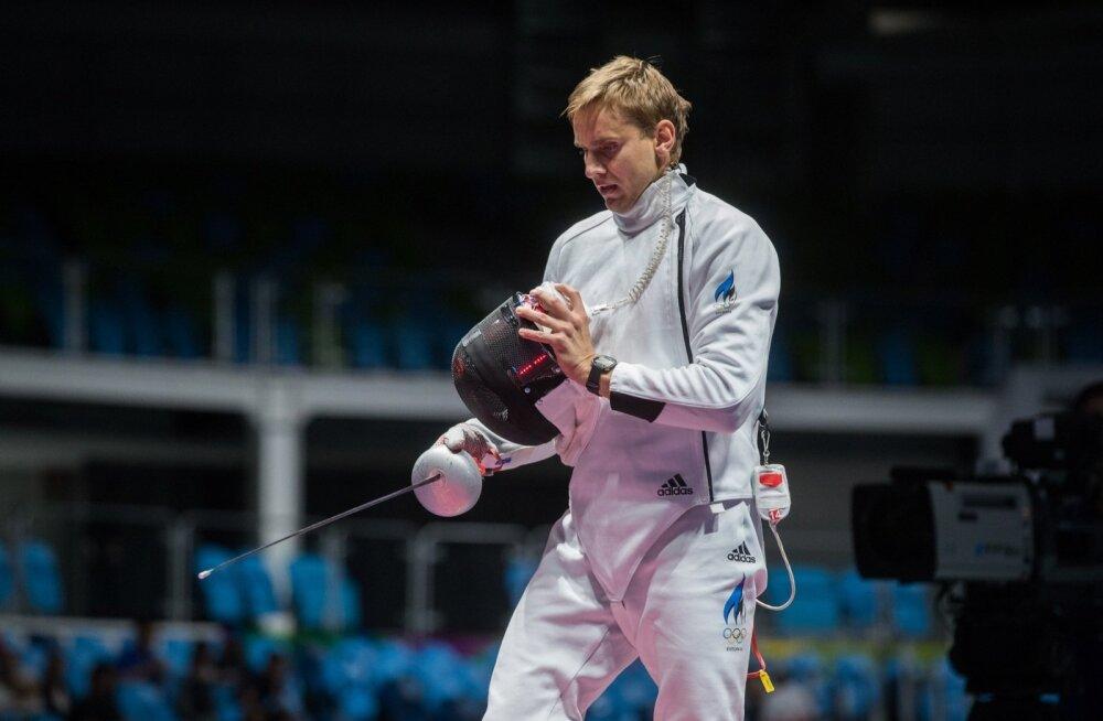 Nikolai Novosjolov Rio olümpial