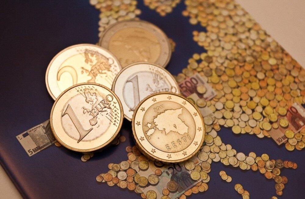 Весенний прогноз: экономический рост в Эстонии замедлится