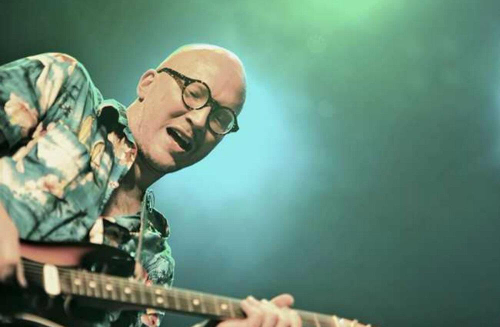 Viljandi Kitarrifestival toob Eestisse maailmaklassi muusikud