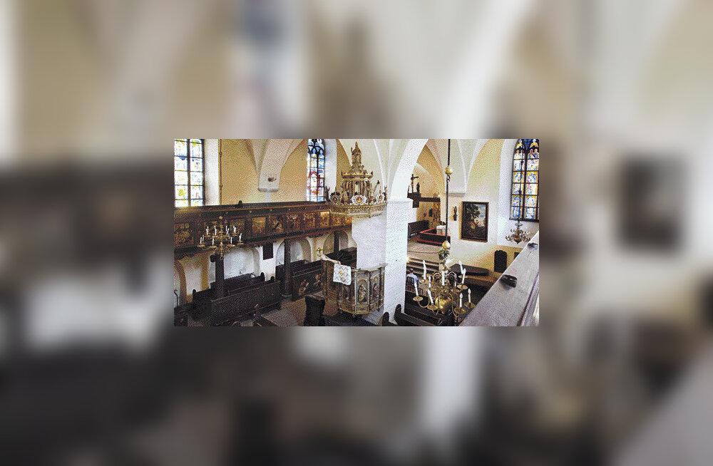 Mis selles Püha Vaimu kirikus õigupoolest huvitavat leidub?