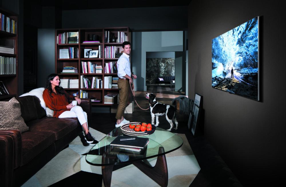 Kuus sisustusnippi, kuidas telerit elutuppa sobitada