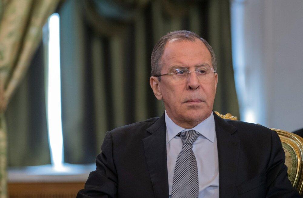 Lavrov: läänes käib sihipärane Venemaa diskrediteerimise kampaania