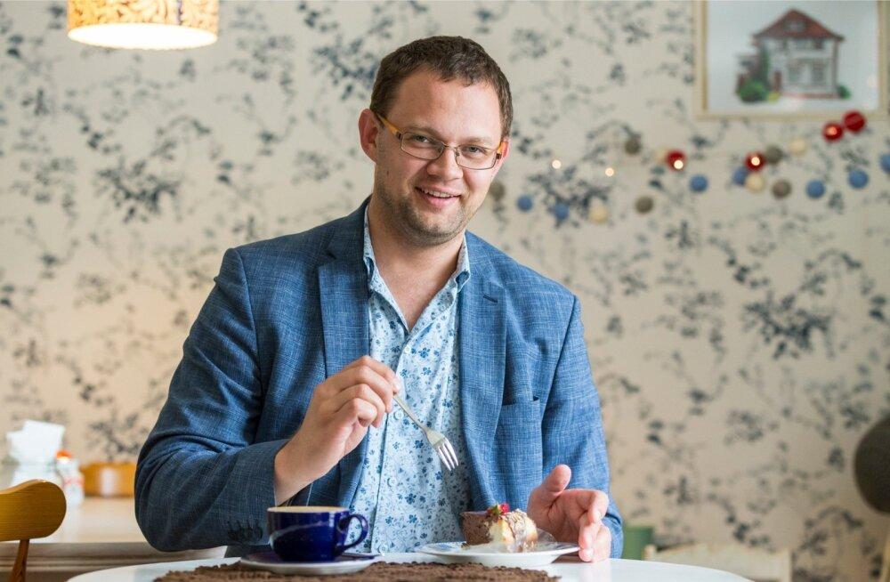 Aju nõuab magusat, ütleb toitumisteadlane Andre Veskioja, kummutades müüdi, nagu oleks suhkur kahjulik.