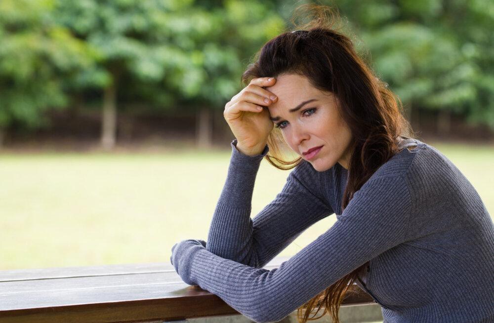 Mida teha siis, kui hirm kipub su elu kontrollima?