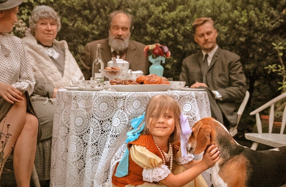 """Bordercollie võttis eesti hagijalt ära rolli filmis """"Seltsimees laps"""""""