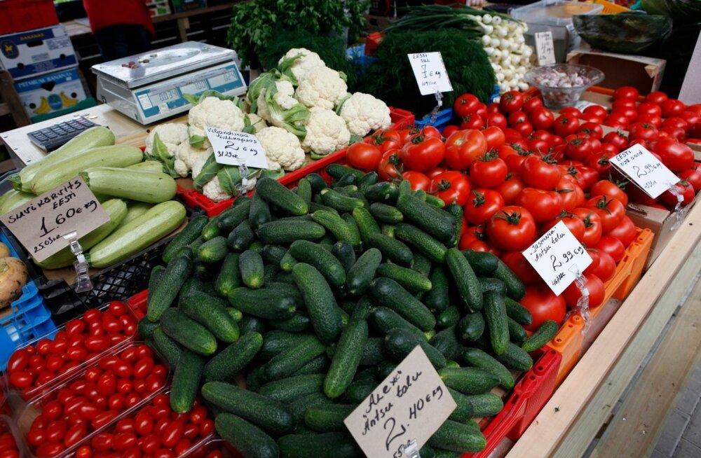 Kurgid ja tomatid