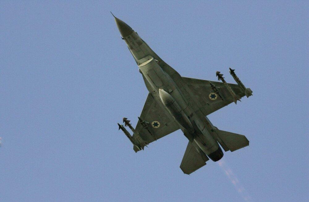 Iisraeli lennuk