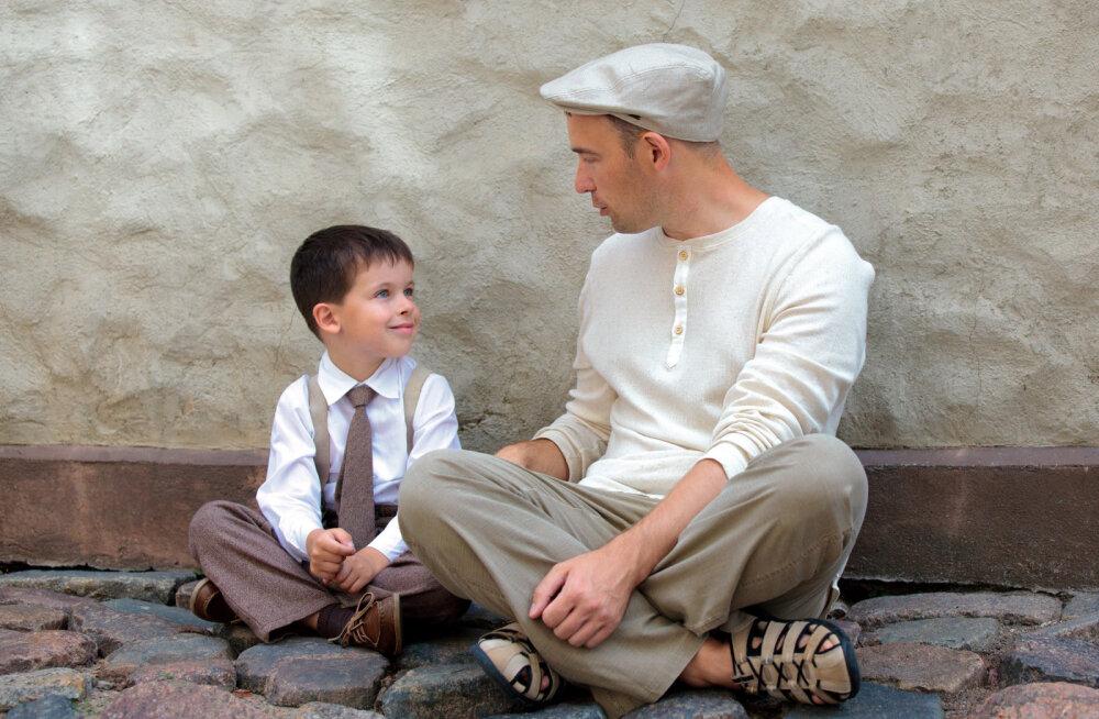Nendes vestlustes lapse ja vanema vahel jäävad vanemad enamasti lolliks