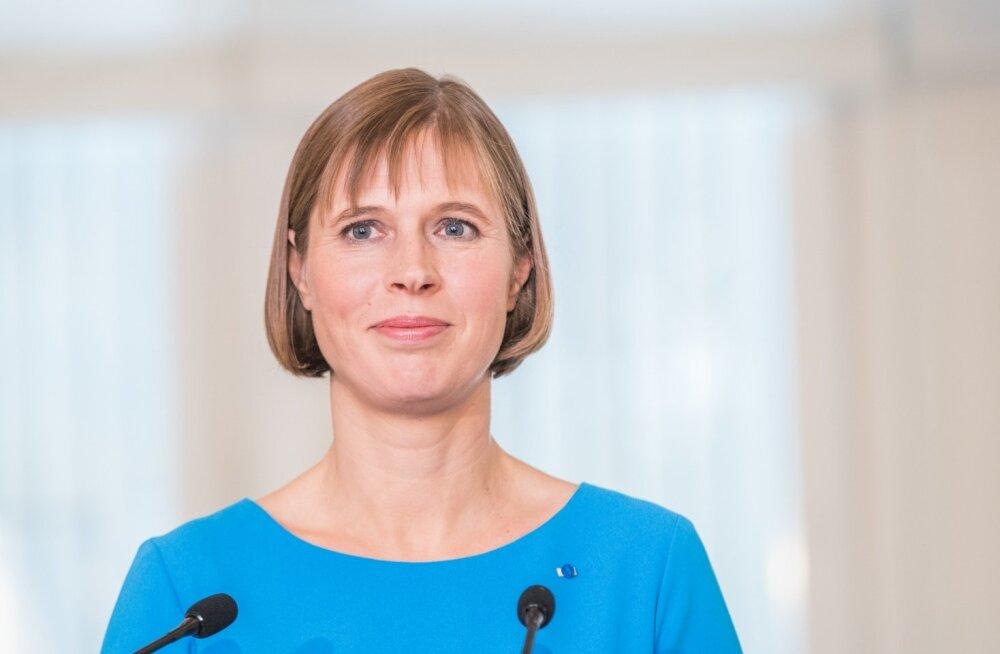 President Kaljulaid Kauppalehtile: digimajandus viib Eesti tagasi kasvuteele