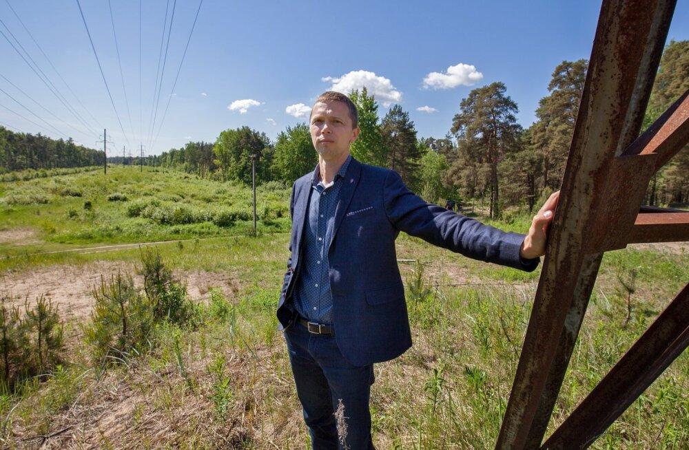 Ants Erik leiab, et keskkonnamaksust kogutav raha aitaks ühest küljest hüvitada maaomanikele piirangute tõttu saamata jääva tulu, teisalt aitaks see ka korvata meie kõigi jäetavat ökoloogilist jalajälge.