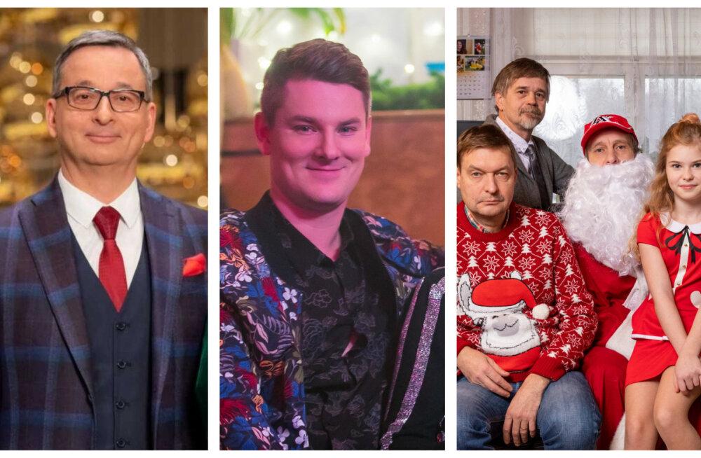 HÄÄLETA   Üllatustevaba aastavahetus: millise telekanali aastalõpu programm oli parim?