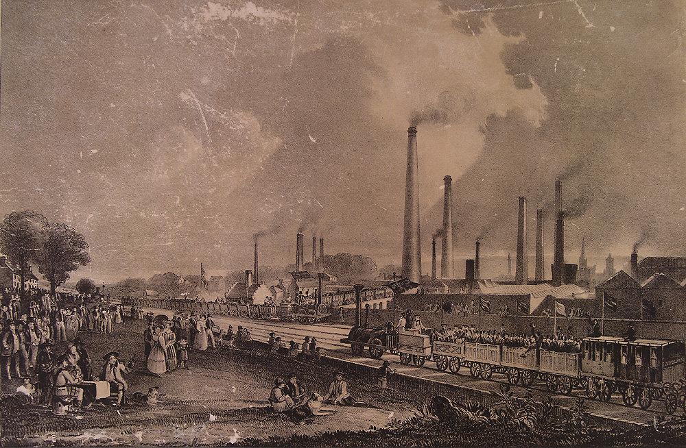 Tööstusrevolutsiooni algul toitusid linlased märksa kehvemini kui kõige kaugema nurga maainimesed