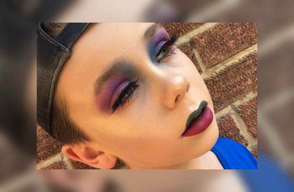 10-летний мальчик делает макияж лучше любой девушки. Стоит ли беспокоиться?
