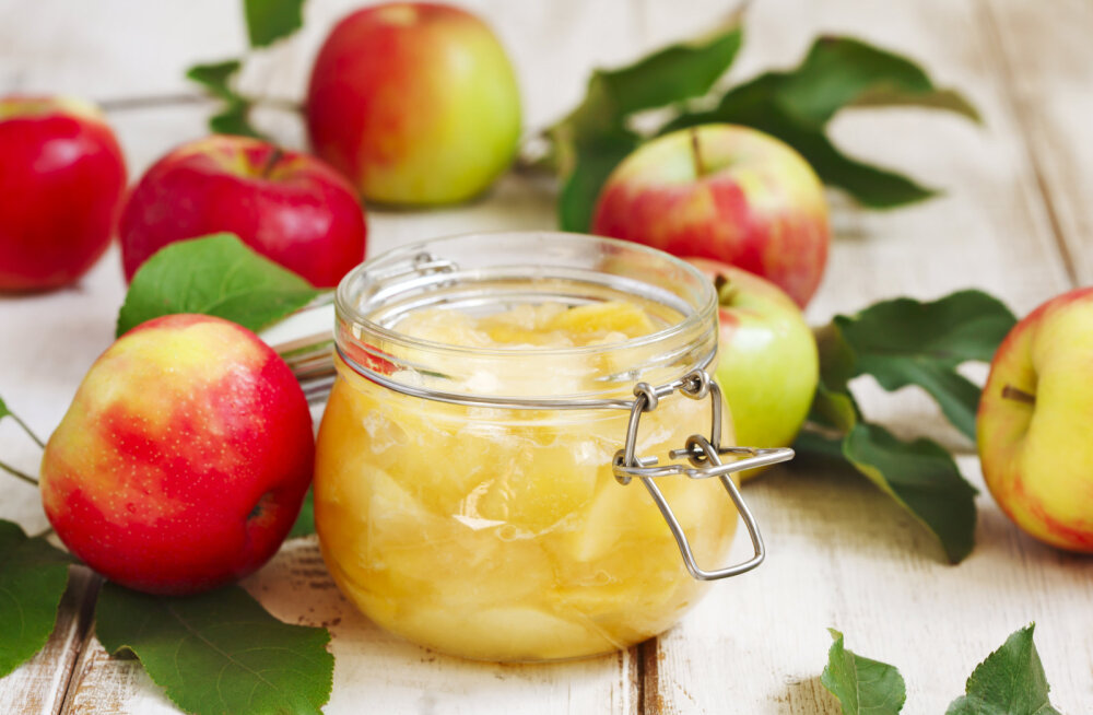 RETSEPT   Valmista ise hõrk ja teistmoodi õunamoos