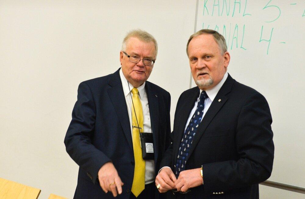МАТЕРИАЛЫ ПРОСЛУШКИ: Перед выборами 2015 года Калло и Сависаар отчаянно нуждались в деньгах