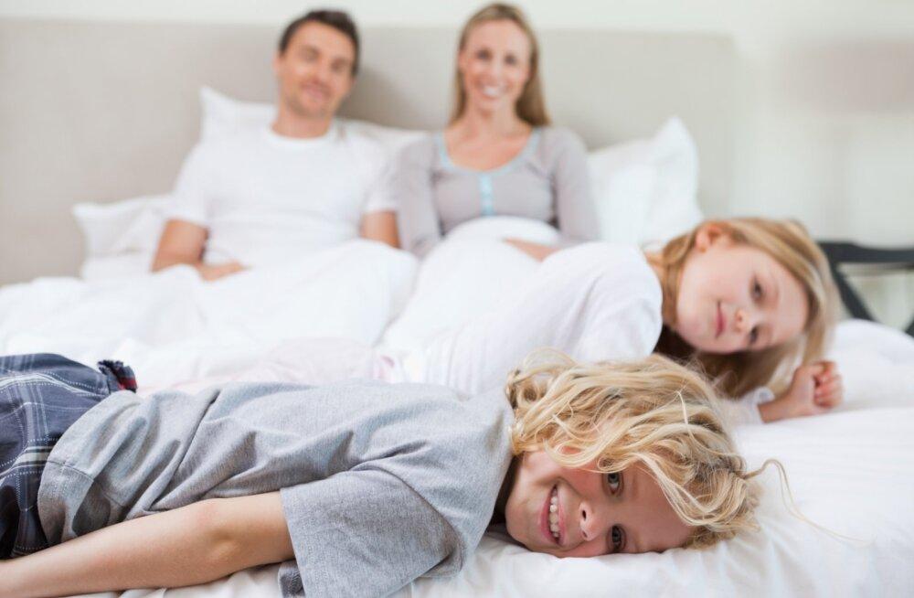 VIDEO: Kui lähed valel ajal magama, siis jääd lolliks, arvatavasti lähed paksuks ja sured enne õiget aega