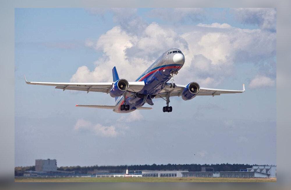 Vene luurelennuk lendab üle USA ja Kanada ning teeb pilti - ja kõik on igati korras