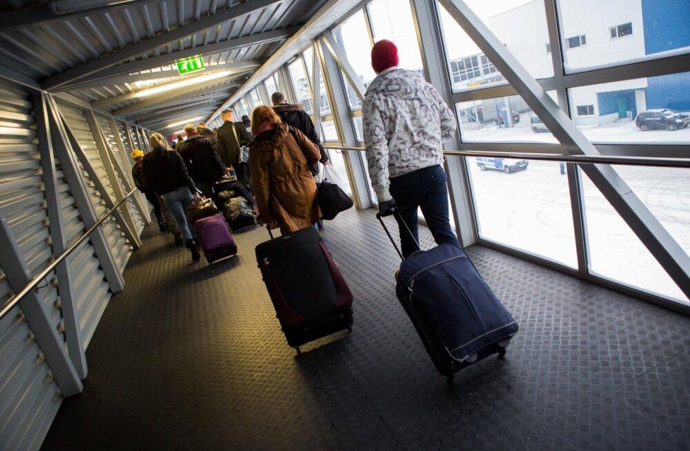 Отправляясь на заработки за пределы Эстонии, многие лишь теряют время и остаются без денег