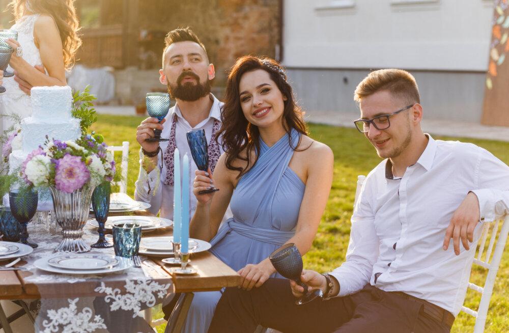 7 stiiliviga, mida ükski pulmakülaline kunagi teha ei tohiks