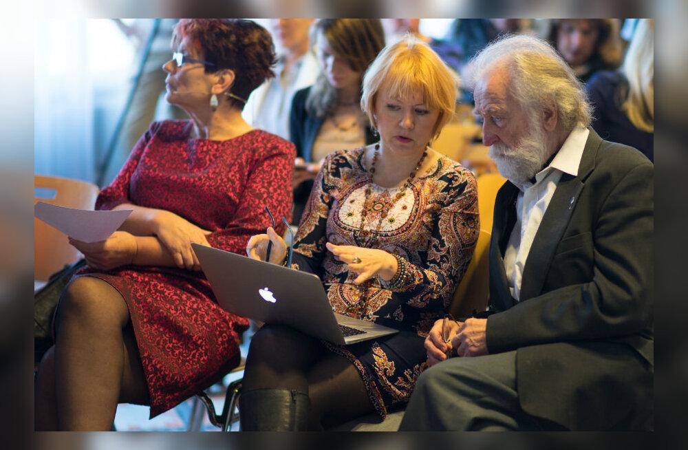 GALERII: Uue ühiskonna loomise konverents tõi kokku paralleelsete struktuuride loomise huvilised
