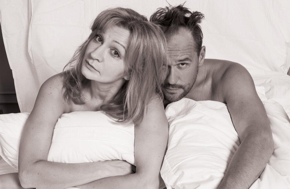 Максим Аверин и Анна Якунина — с премьерой спектакля о любви — в Таллинне