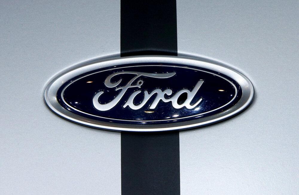 Ford plaanib hiigelkoondamist