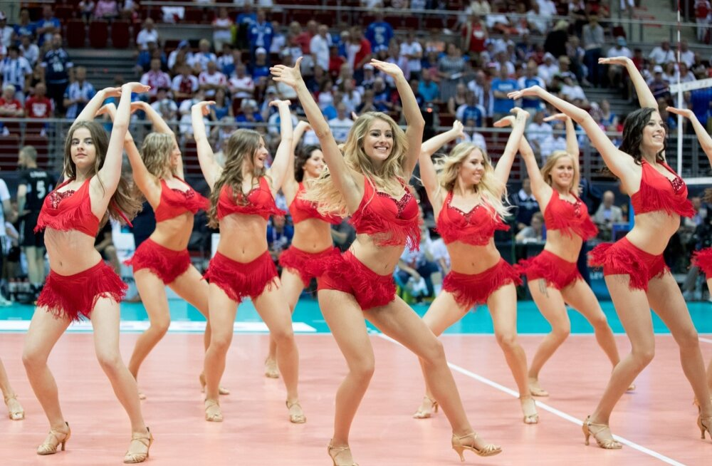 Võrkpalli EM Serbia-Eesti