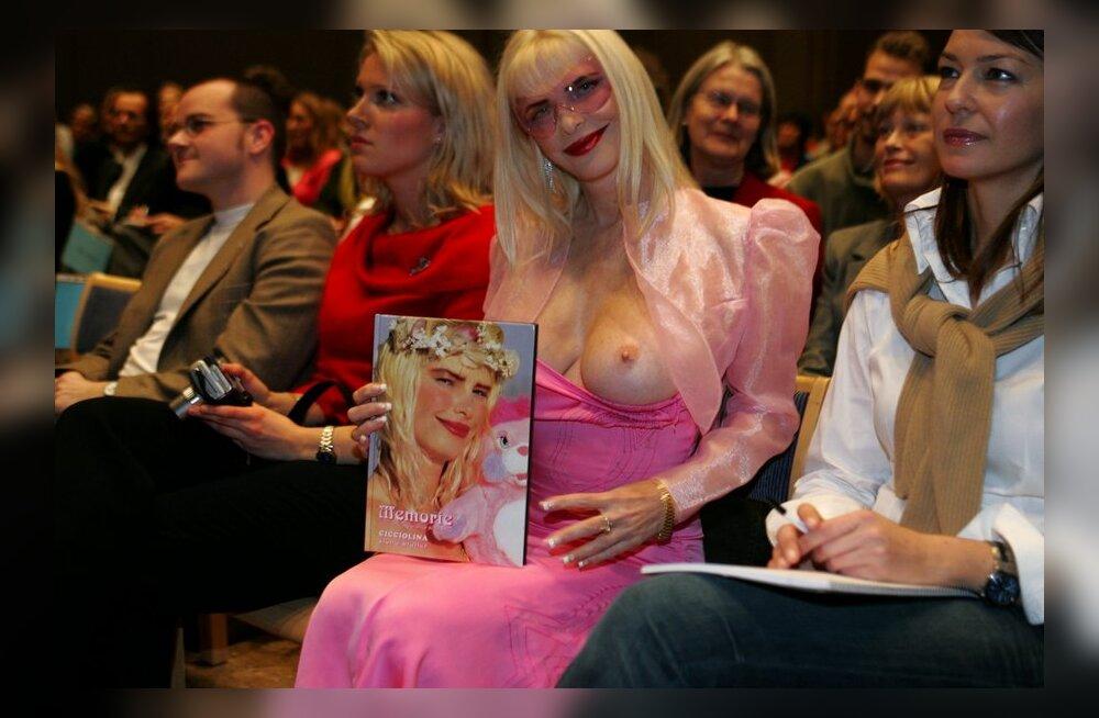 В муниципальных выборах в италии участвуют сразу четыре порнозвезды