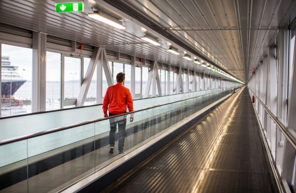 Tallinn-Helsingi laevaliikluse taasavamise 50. juubel