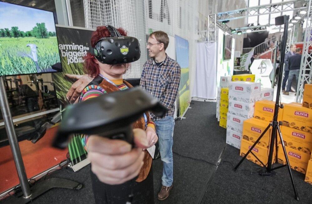 """Eesti suurim põllumajanduskonverents """"Eesti põllumajandus 100"""""""