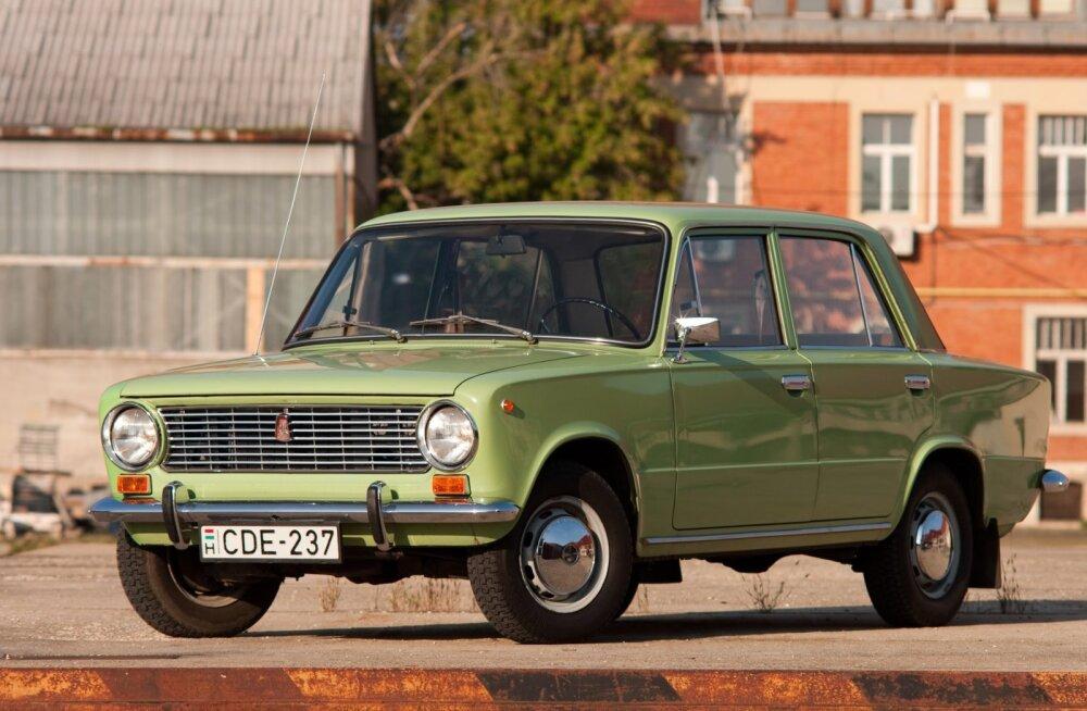 """Lustakas peatükk autoajaloos: nii sündis """"Kopikas"""" ehk VAZ-2101"""